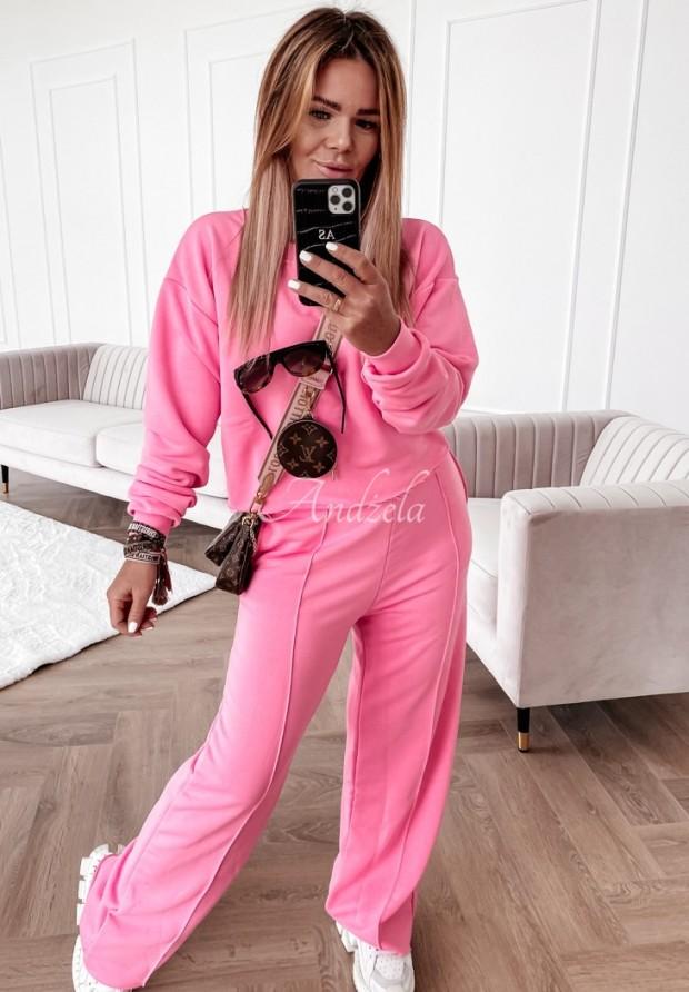 Súprava Wide Leg Pink