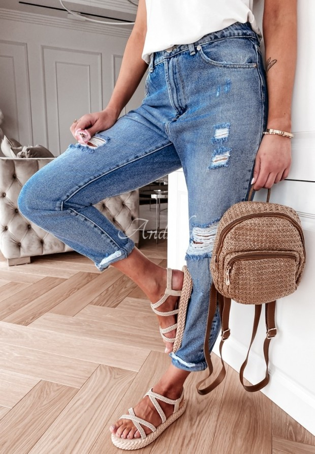 Nohavice Jeans Robertta