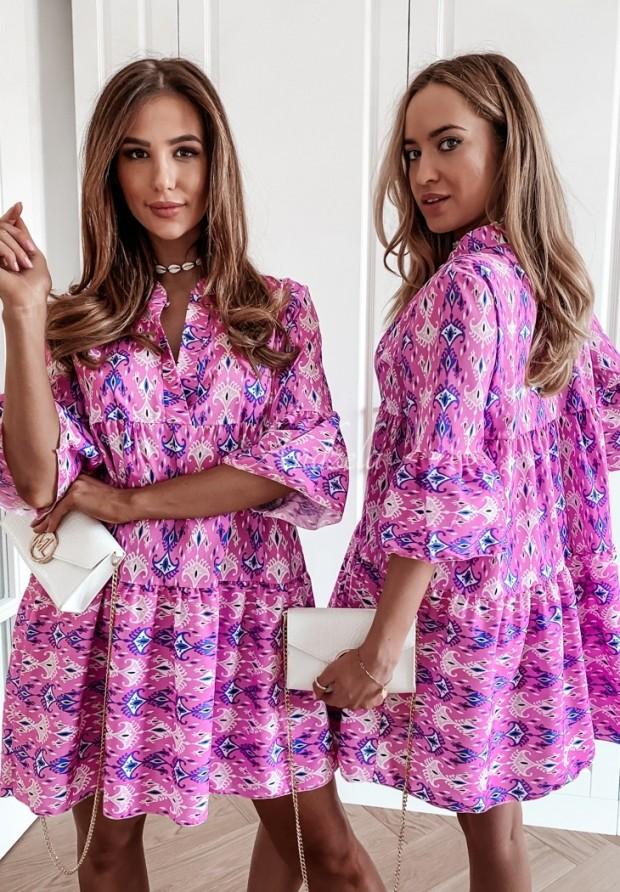Šaty Neilia Pink