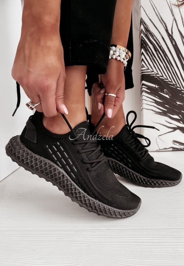 Tenisky Net Black