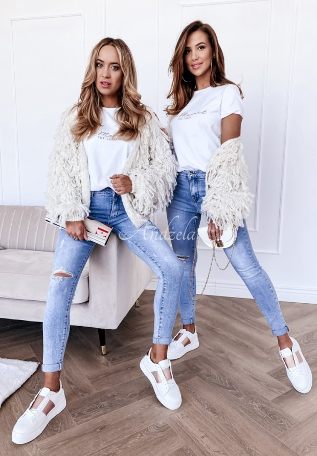 Nohavice Jeans Olina