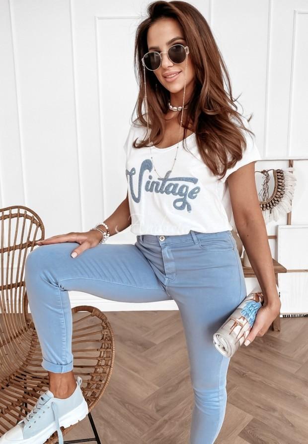 Nohavice Jeans Kasarra Blue
