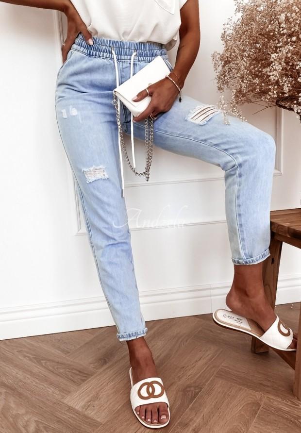 Nohavice Jeans Aura