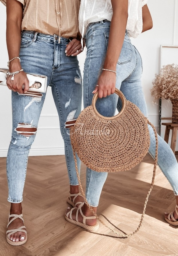Nohavice Jeans Malorna