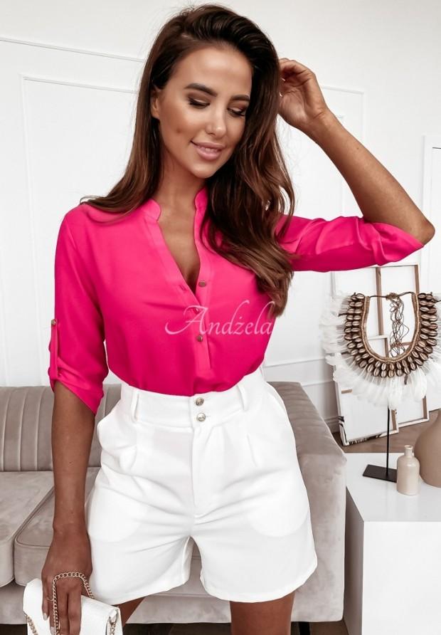 Košeľa La Blanche Neon Pink