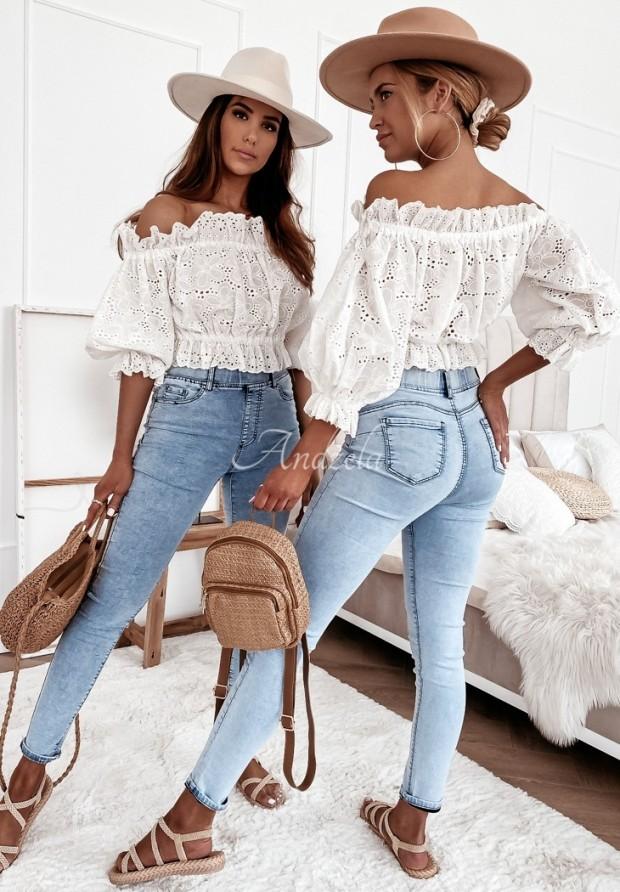 Nohavice Jeans Samantha