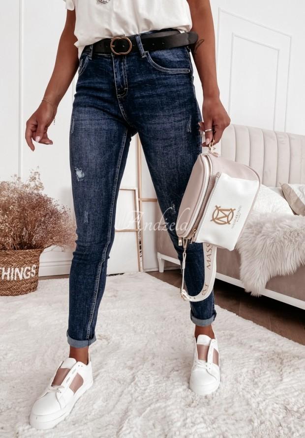 Nohavice Jeans Cherie
