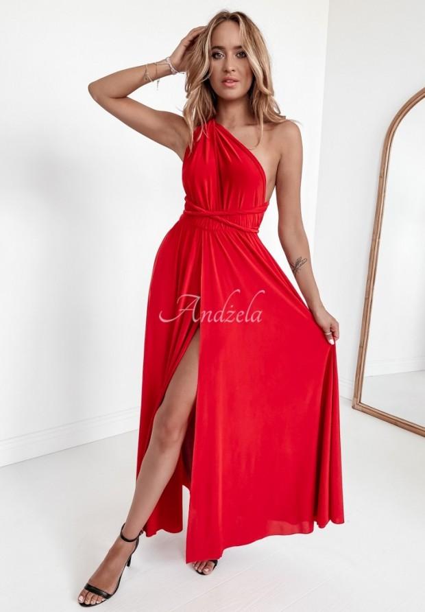 Šaty Vanessa Red