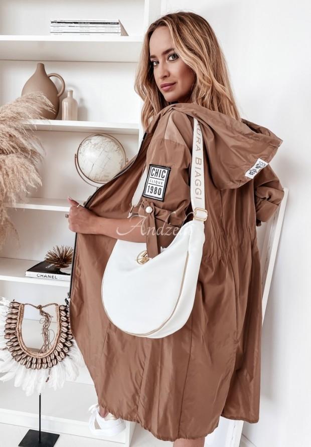 Bunda Parka Chic Camel