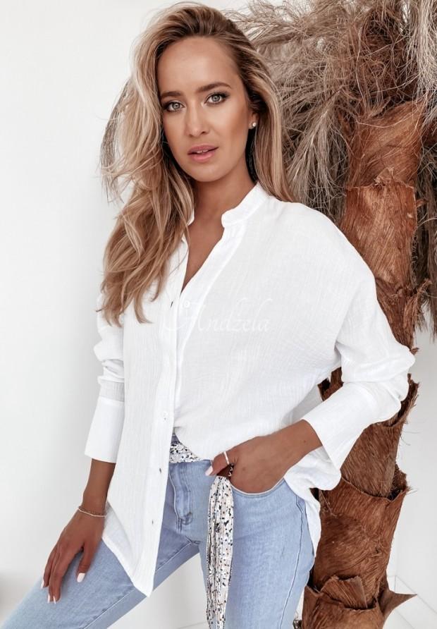 Košeľa Menotte White