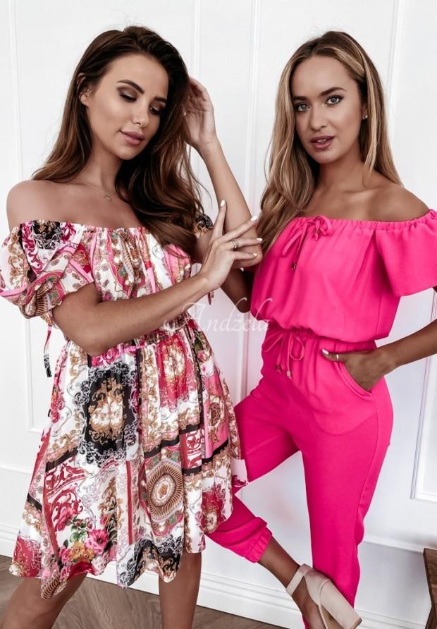 Šaty Versus Adrano Pink