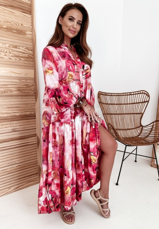 Šaty Amapolly Pink