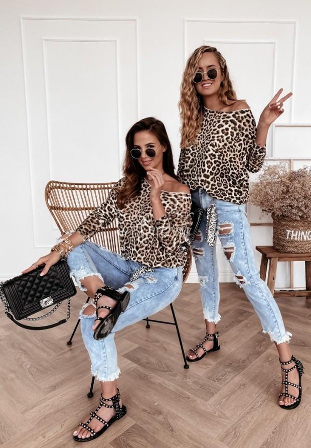Nohavice Jeans Pantello