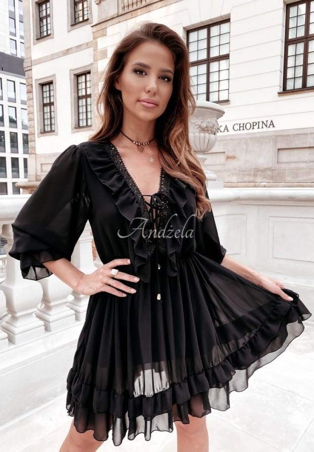 Šaty Nellita Black