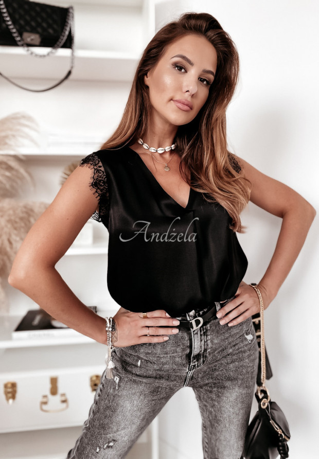 Blúzka Miletta Black