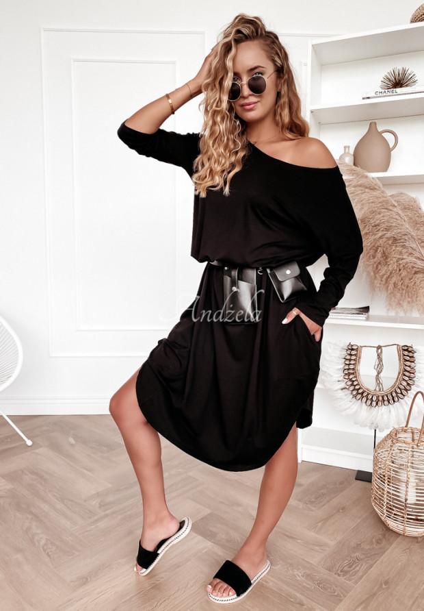 Šaty Coretta Black