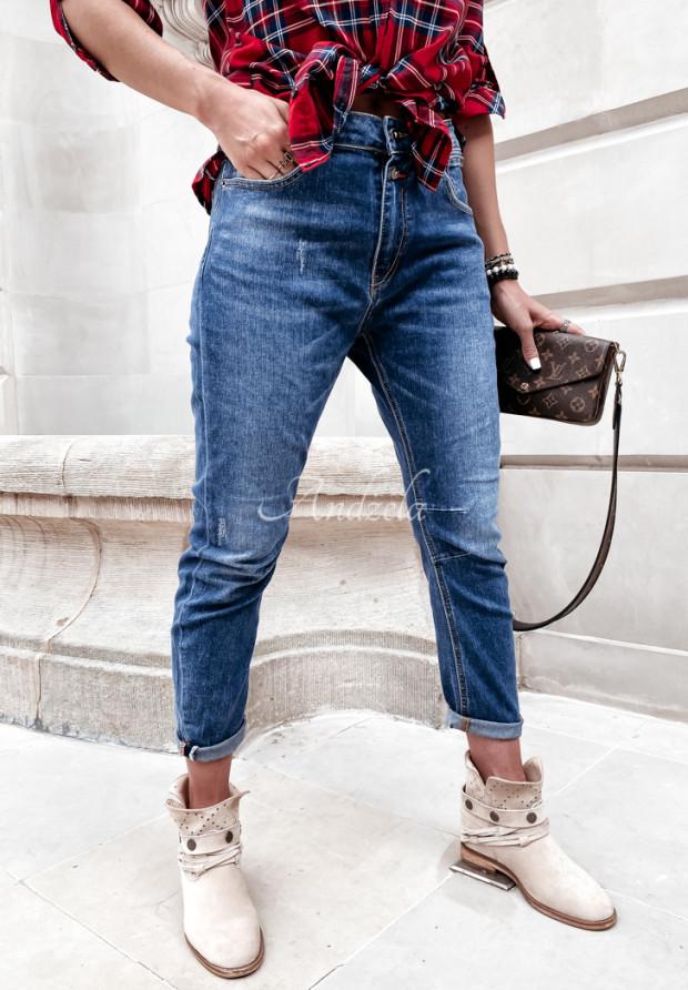 Nohavice Jeans Raviola