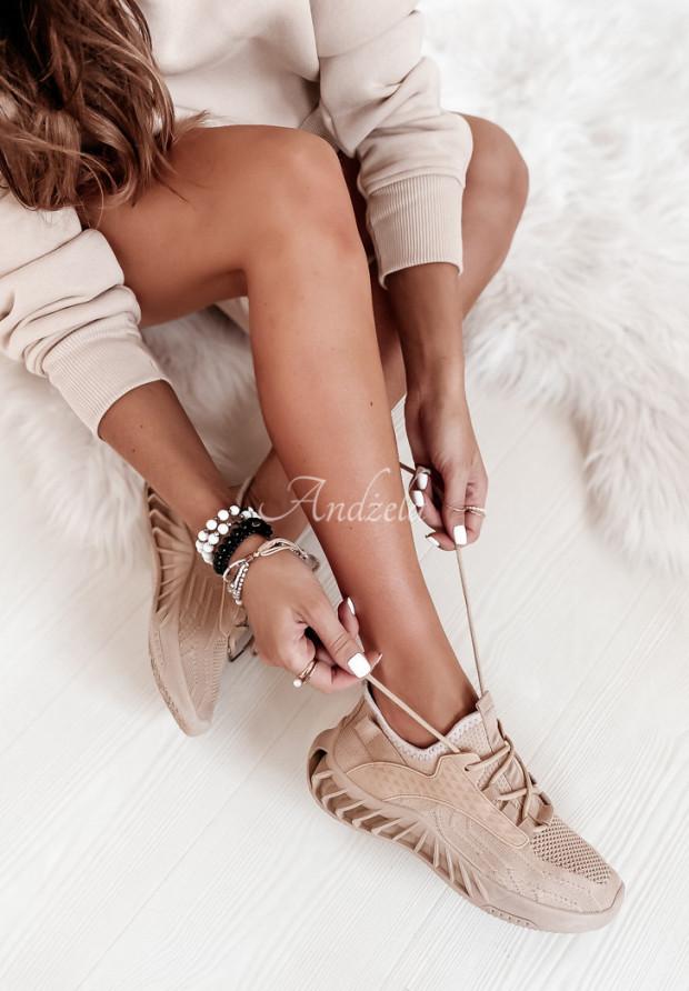Tenisky Tarissa Nude