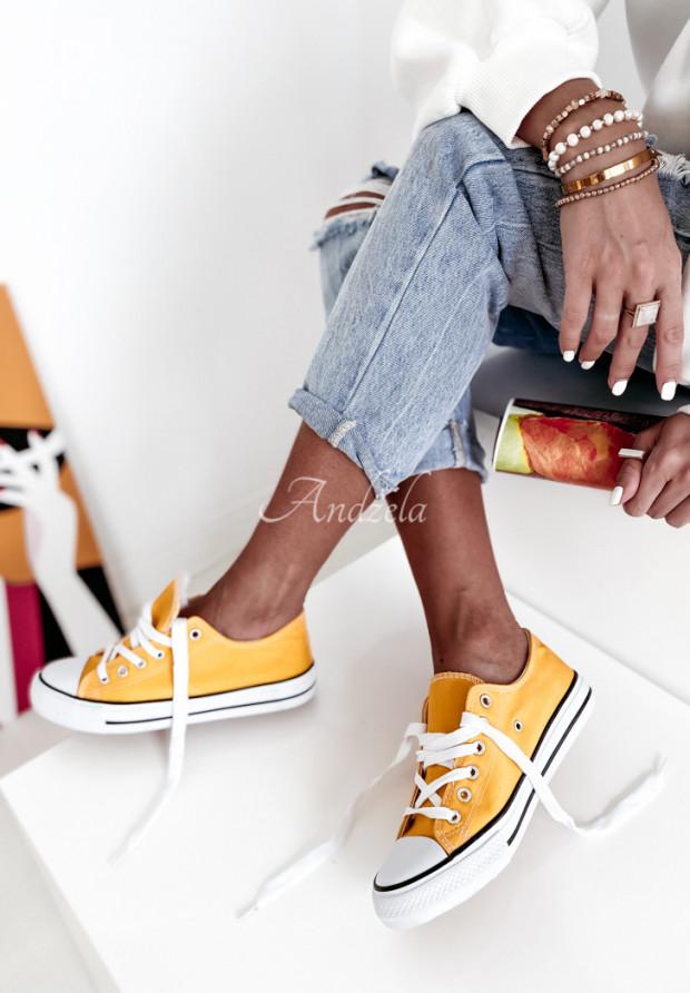 Tenisky Conves Yellow