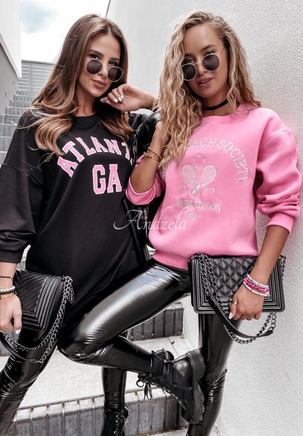 Mikina Society Pink