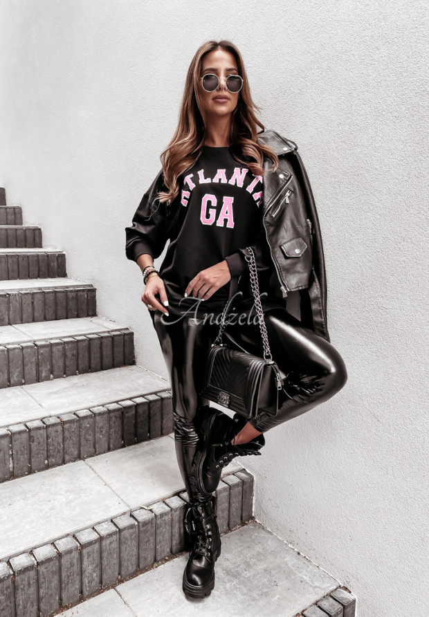 Mikina Atlanta Black