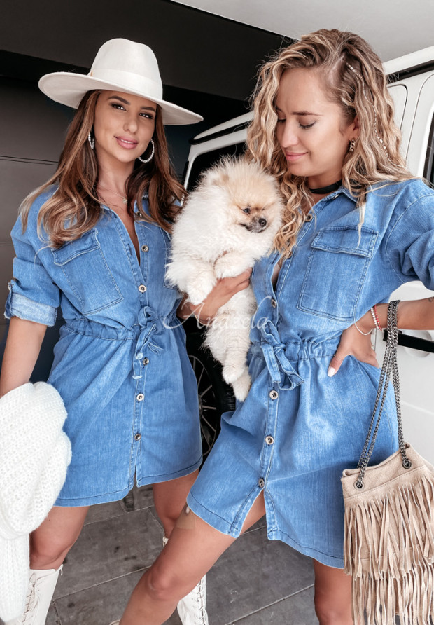 Šaty Tabitha Jeans