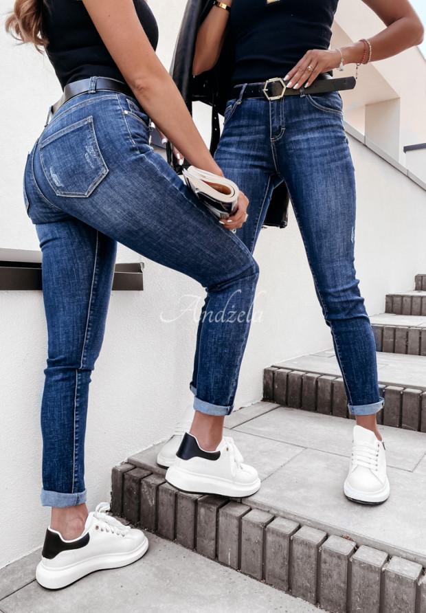 Nohavice Jeans Livenin