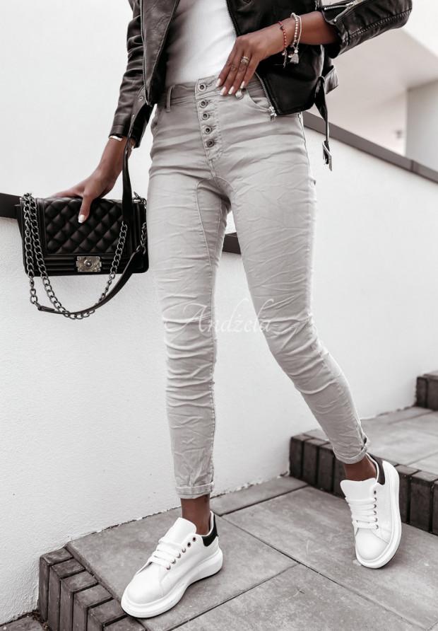 Nohavice Cesare Jeans Grey