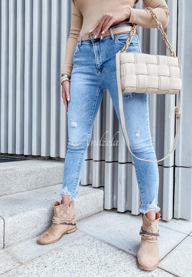 Nohavice Jeans Ondill