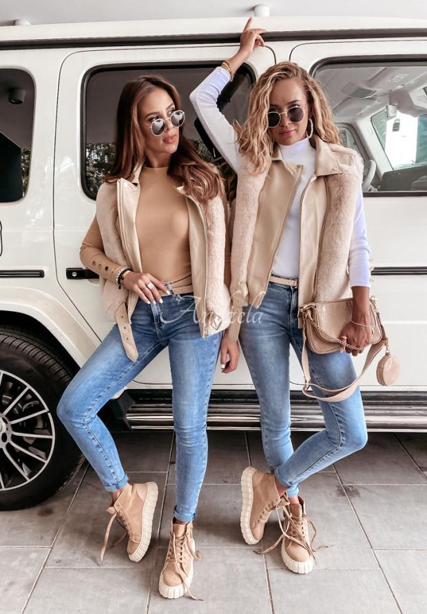 Nohavice Jeans Telira