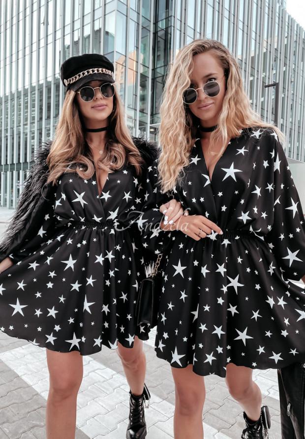 Šaty Wish Black&White