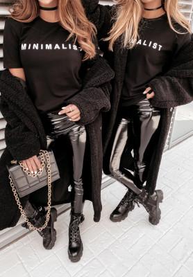 Tričko Minimalist Black