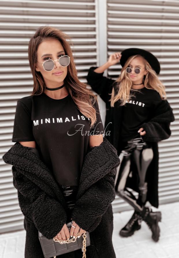 T-short Minimalist Black