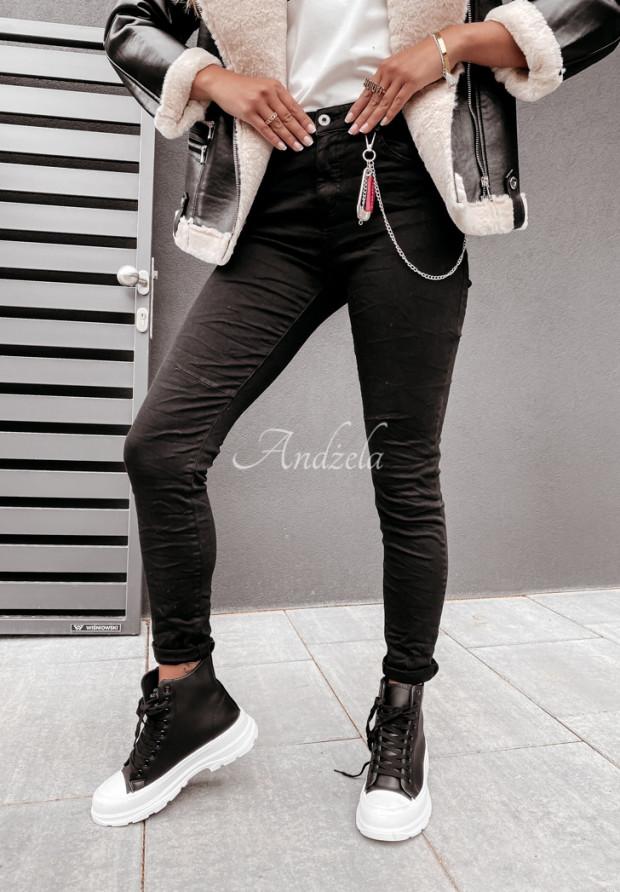 Nohavice Jeans Marra Black