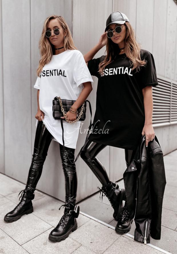 Šaty Tunika Essential Black