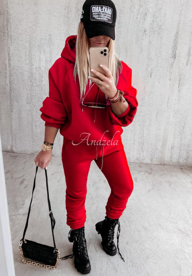 Súprava Dresowy Sportivo Red