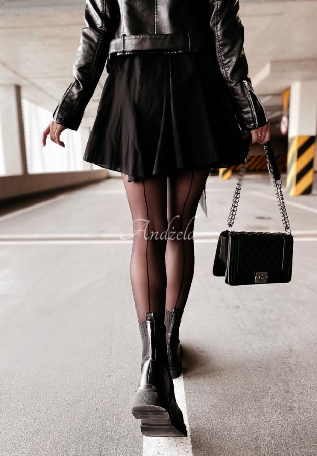 Pančuchy  Linette Black