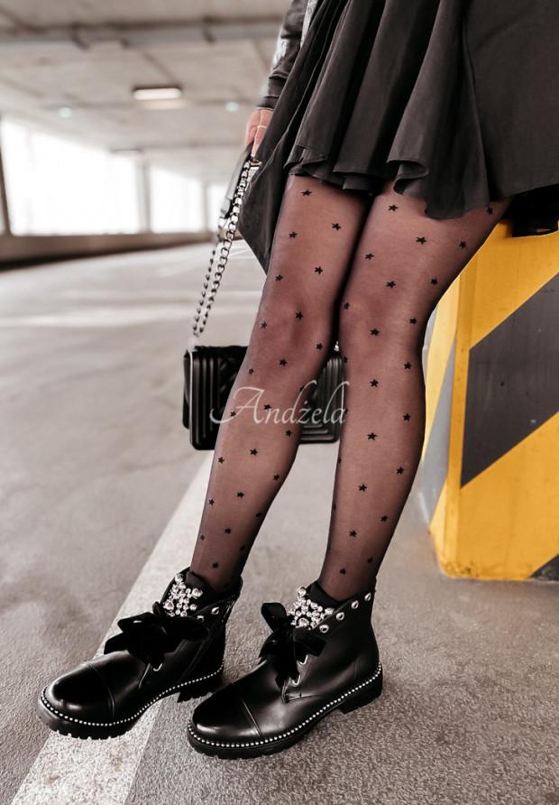 Topánky Bardi Black