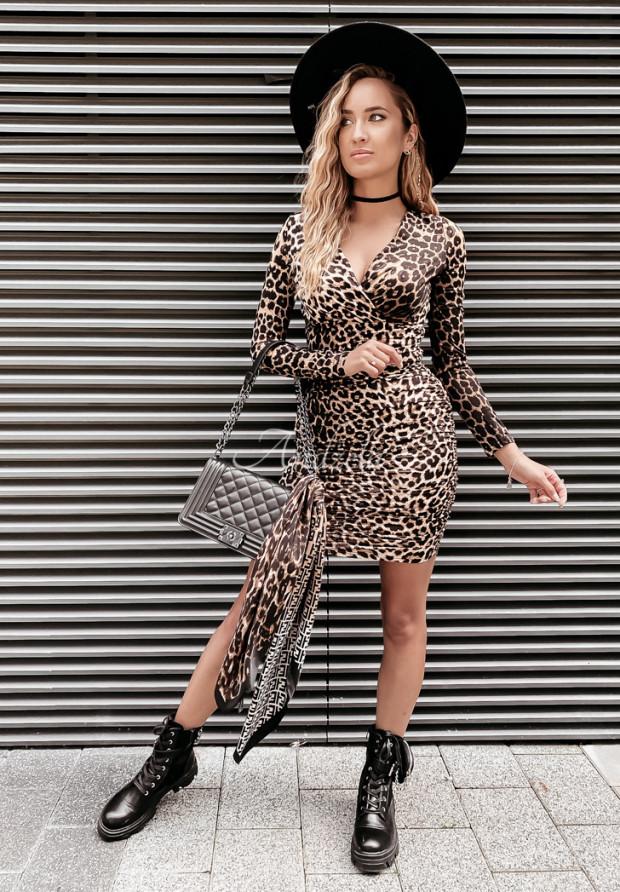 Šaty Lovita Zvířecí motiv