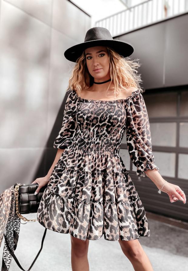 Šaty Viccolo Zvířecí motiv