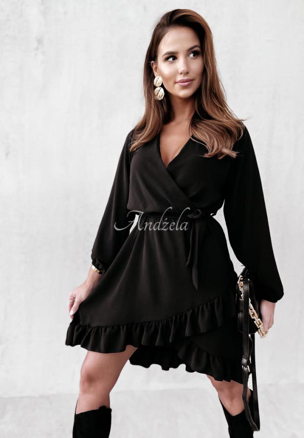 Šaty Saselle Black