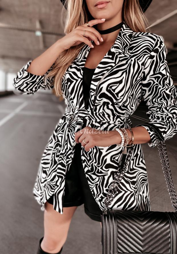 Sako Antri Zebra Black&White