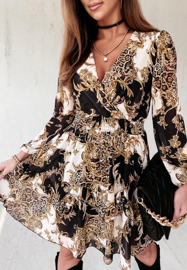 Šaty Tallima Black&White