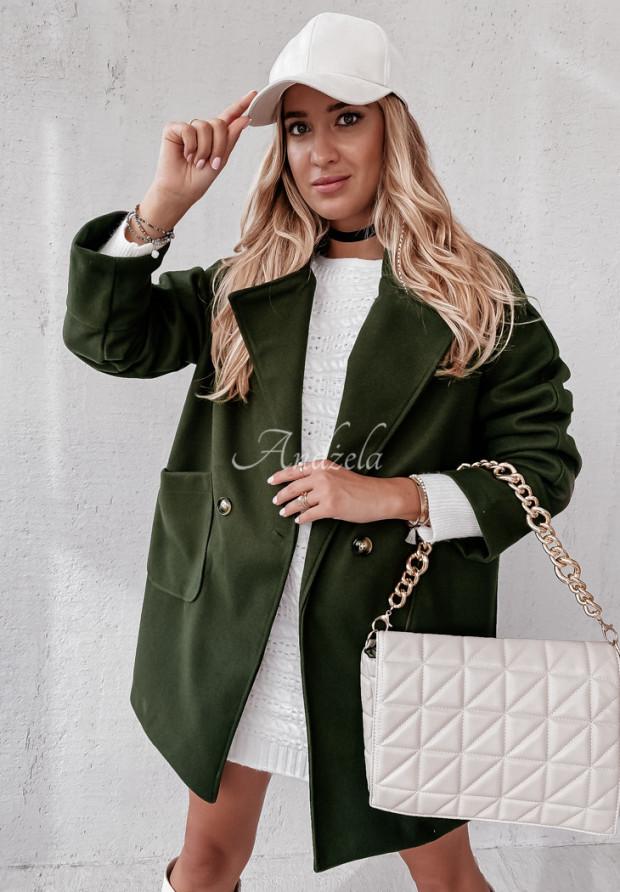 Kabát Digritta Khaki