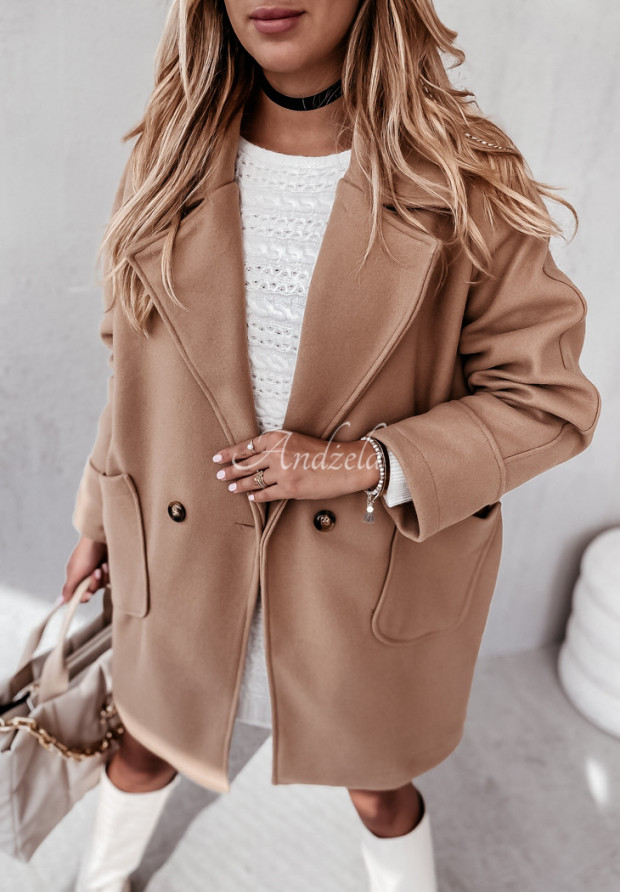 Kabát Digritta Camel