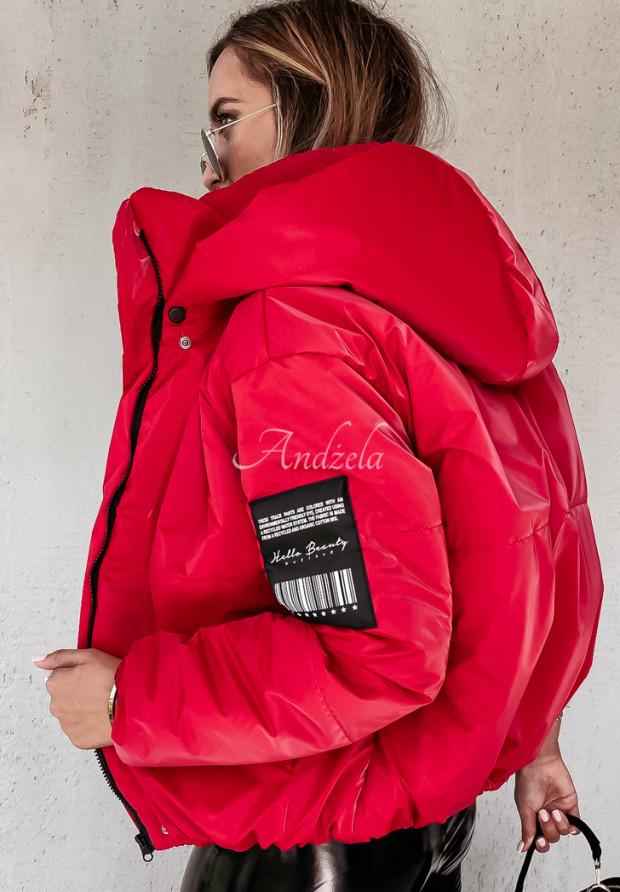 Bunda Bomberka Austin Red