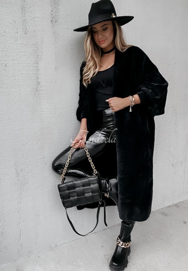Kabát Alpaka Sublime Black