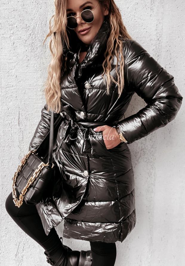 Bunda Kabát Varity Black