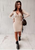 Šaty Tilly Beige
