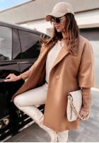 Kabát Oversize Olivia Camel